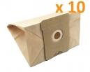 10 sacs aspirateur AEG GR 25