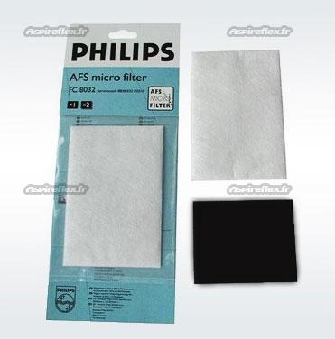 Filtres aspirateur PHILIPS HR 8891