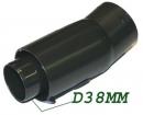 EMBOUT FLEXIBLE D38mm pour aspirateur ROWENTA ARTEC 1 RO 343