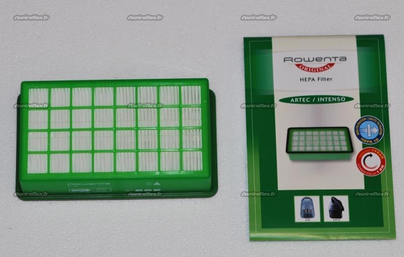filtre aspirateur hepa rowenta ro343 artec 1 ra zr778. Black Bedroom Furniture Sets. Home Design Ideas