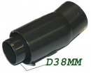 EMBOUT FLEXIBLE D 38mm pour aspirateur Tornado TONIXO 786 TB