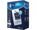 12 sacs Microfibre aspirateur ELECTROLUX ZAM 6100 -> 6109