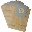 10 sacs aspirateur BLUEWIND BVC 818S