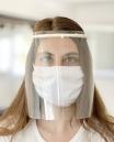 Pack de masque et visière de protection