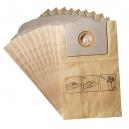 10 sacs aspirateur TEFAL 4610 - 4611 - 4612 - 4613 - 4614 - 4615 - 4616