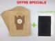 10 sacs aspirateur MIELE ELECTRONIC 1400 / 2000 / 3800 / 7000