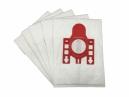 5 sacs Microfibre aspirateur MIELE METEOR C AIRCLEAN