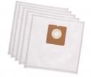 5 sacs Microfibre aspirateur EUP DS 1204 E