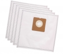 5 sacs Microfibre aspirateur ZINATIC ZN 6016