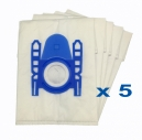 5 sacs Microfibre aspirateur ARCELIK 5911 - 5941 - 6945