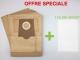 10 sacs aspirateur BOSCH BSD 3081
