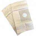10 sacs aspirateur SELECLINE VCBS 1237