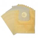 10 sacs aspirateur ELCOTEC GOLF 322