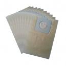 10 sacs aspirateur FIRSTLINE AP 100 -120