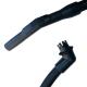 Flexible complet pour aspirateur SINGER JUNIOR 668 - JUNIOR 675