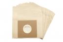 10 sacs Microfibre aspirateur SUPPORT PLUS SP-BSS-1600-PD