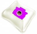 4 sacs microfibres HANDY BAG R36 - Anti-allergène + Filtre Moteur
