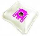 4 sacs microfibres HANDY BAG M50 - Anti-allergène + Filtre Moteur