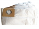 5 sacs Microfibre aspirateur DIMIN/DULEVO PP750 PP1100