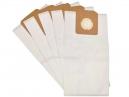5 sacs Microfibre aspirateur EURODEC PI    24 ( diamètre buse 65)