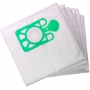 5 sacs Microfibre aspirateur COLUMBUS ST 7