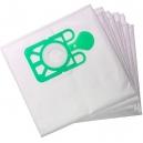 5 sacs Microfibre aspirateur NUMATIC NVM-1CH