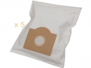 5 sacs Microfibre aspirateur BEAM BS 1500 - BS 1600