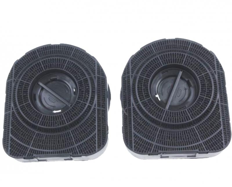 lot de 2 filtres charbon actif pour hotte scholtes gfi632ix 366027. Black Bedroom Furniture Sets. Home Design Ideas