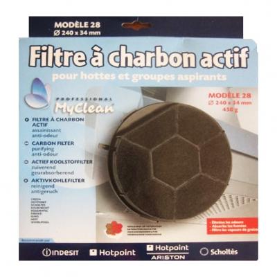 Filtre charbon actif pour hotte scholtes hv16w 366051 for Filtre a charbon actif maison