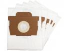 5 sacs Microfibre aspirateur ROWENTA SILENCE FORCE COMPACT - RO 4627