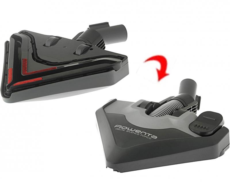 brosse aspirateur rowenta ro454011 silence force zr900501. Black Bedroom Furniture Sets. Home Design Ideas