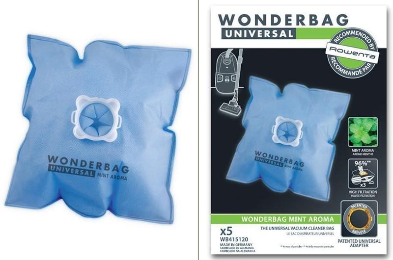 sac aspirateur wonderbag mint aroma wb415120. Black Bedroom Furniture Sets. Home Design Ideas