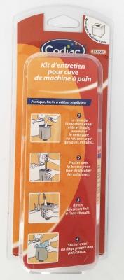 Kit nettoyant machine à pain