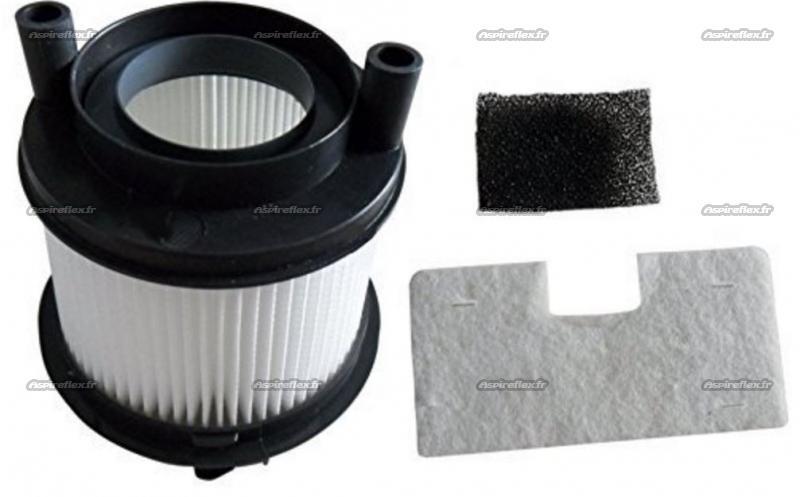kit filtres u62 aspirateur hoover spirit 35601182. Black Bedroom Furniture Sets. Home Design Ideas
