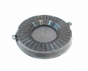 Filtre charbon rond hotte ELECTROLUX EFT60100X