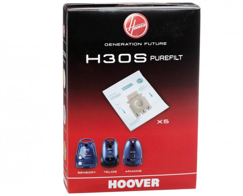 10 sacs aspirateur HOOVER TELIOS CLASS 1800