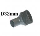 Brosse ronde aspirateur NUMATIC NQS350B