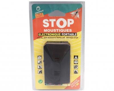 Anti-moustique électronique portable