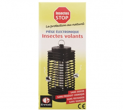 Destructeur anti-moustique piège électronique