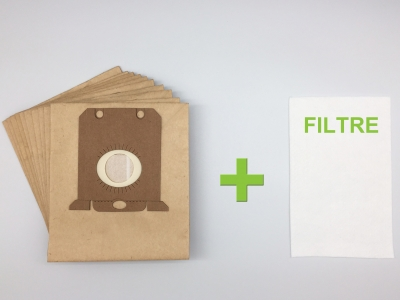 sac aspirateur electrolux s bag classic. Black Bedroom Furniture Sets. Home Design Ideas