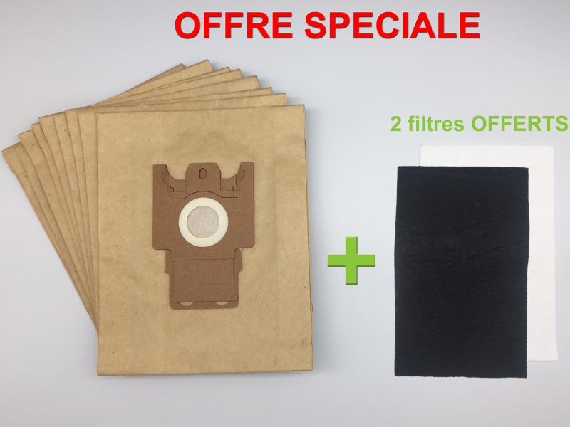 sac aspirateur hoover telios 1400 - aspireflex.fr