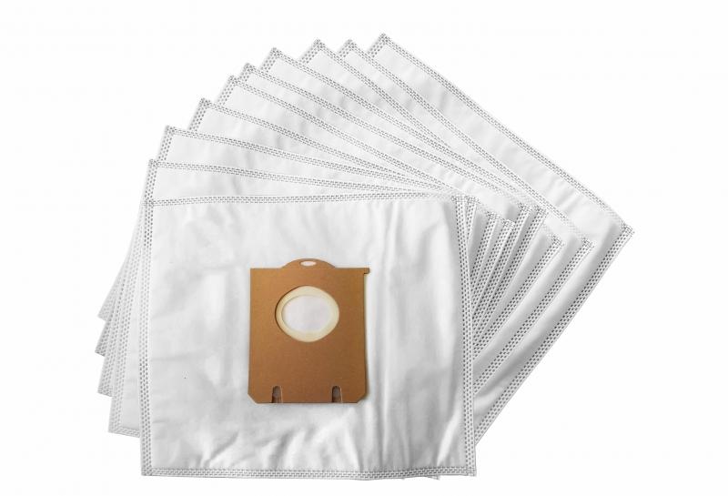 10x Sacs micro fibres non tissées pour TORNADO AirMax Bolido