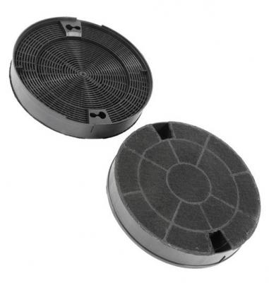 2 filtres à charbon actif hotte WHIRLPOOL AKR 689 NB