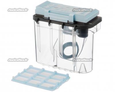 bac poussi re filtre aspirateur bosch 00642115. Black Bedroom Furniture Sets. Home Design Ideas