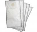 5 sacs Microfibre aspirateur BISSEL RAPID BROOM