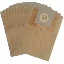 10 sacs industriel aspirateur EURODEC PI    24 ( diamètre buse 65)
