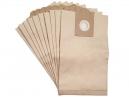 10 sacs industriel aspirateur FLOORPUL PL15/40