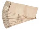 10 sacs industriel aspirateur KARCHER TBS 32/35/42/CW 50/100  - 6904 059