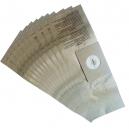 10 sacs industriel aspirateur PREMIERE MINI PREMIERE/ MICROPARC/MINI PREMIERE/DVU 140/NV175