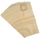 10 sacs industriel aspirateur PROLINE DROP 815 A01386
